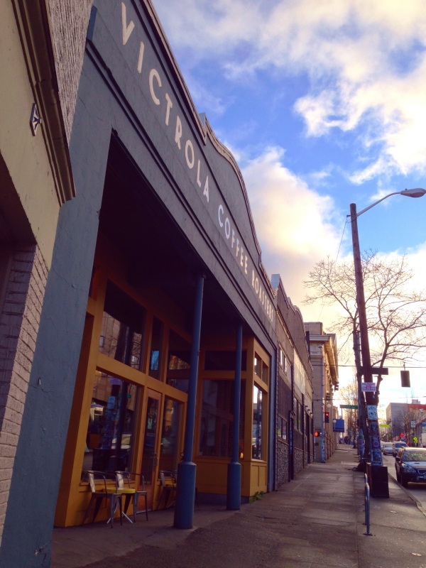 Victrola Coffee Roasters Seattle WA