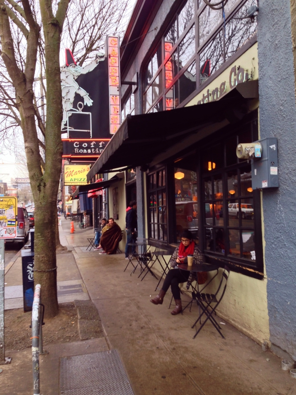 Caffe Vida Coffee Roasters Seattle WA