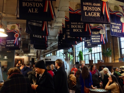 Sam Adams Brewery Boston