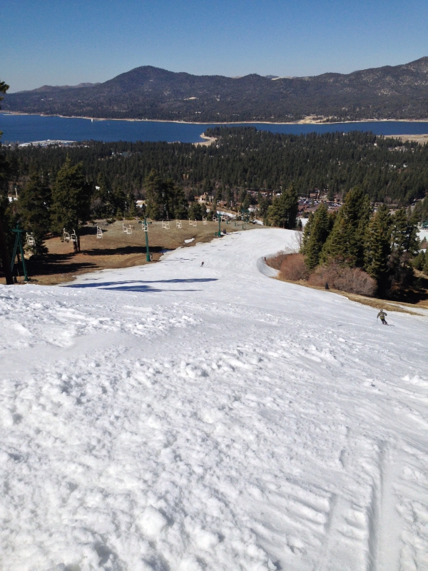 Snow Summit at Big Bear, CA