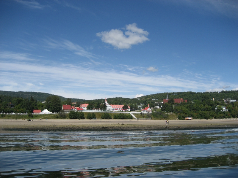 The Town of Tadoussac