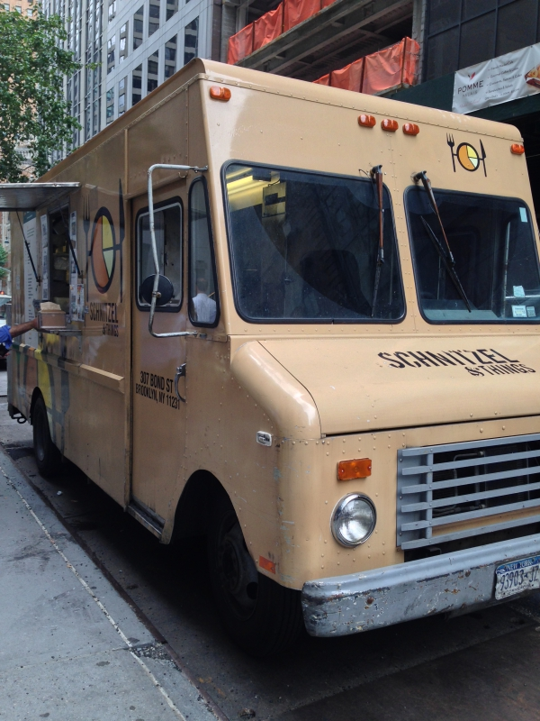 Schnitzel & Things Food Truck NYC