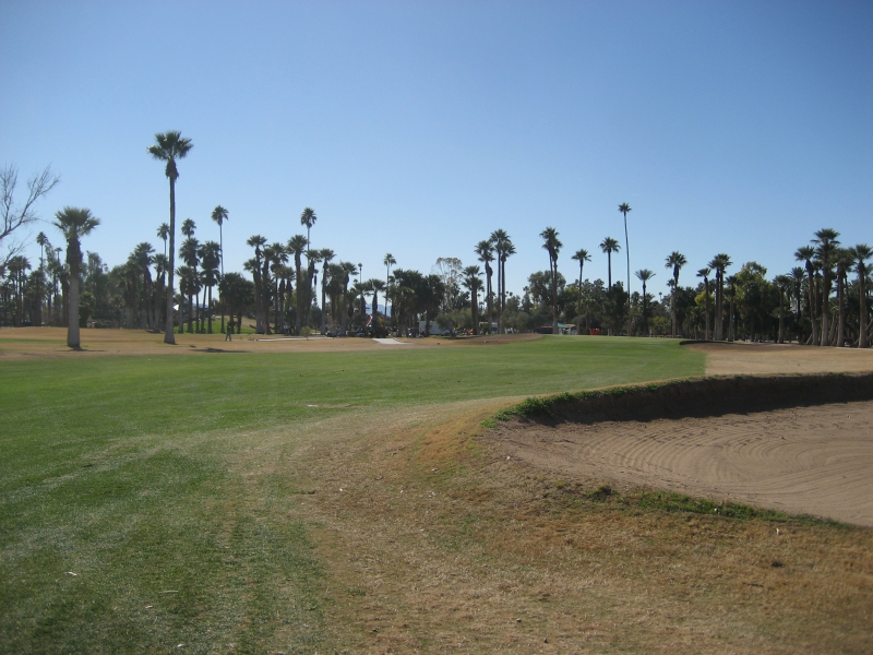 Golf course in Phoenix