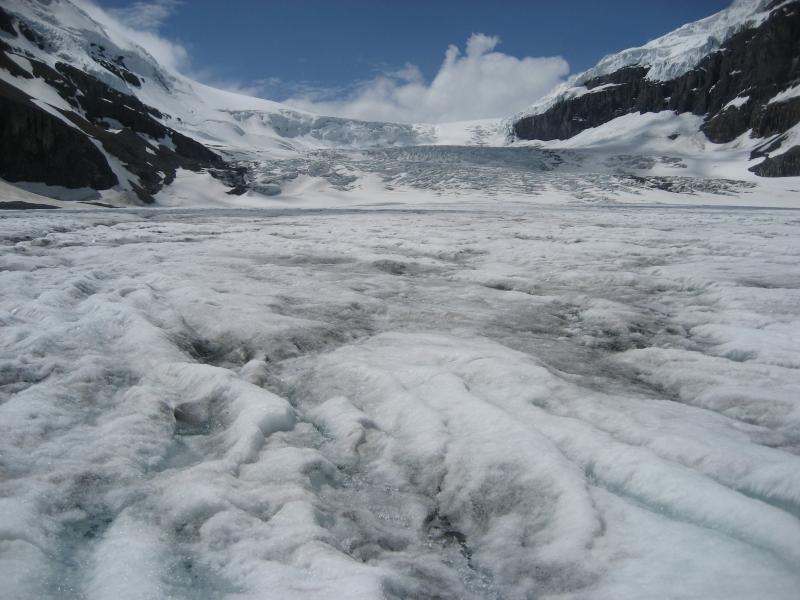 Columbia Ice Field Alberta Canada