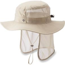 Wide Rim Hat with Fly Net